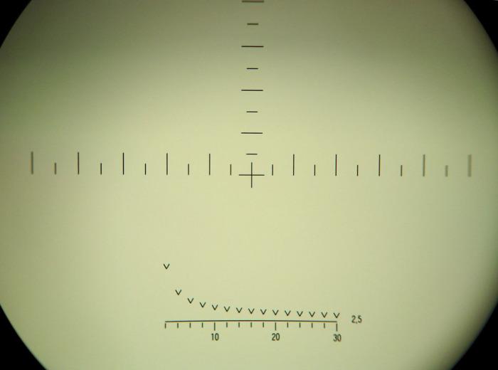 Простой способ определить расстояние при помощи бинокля
