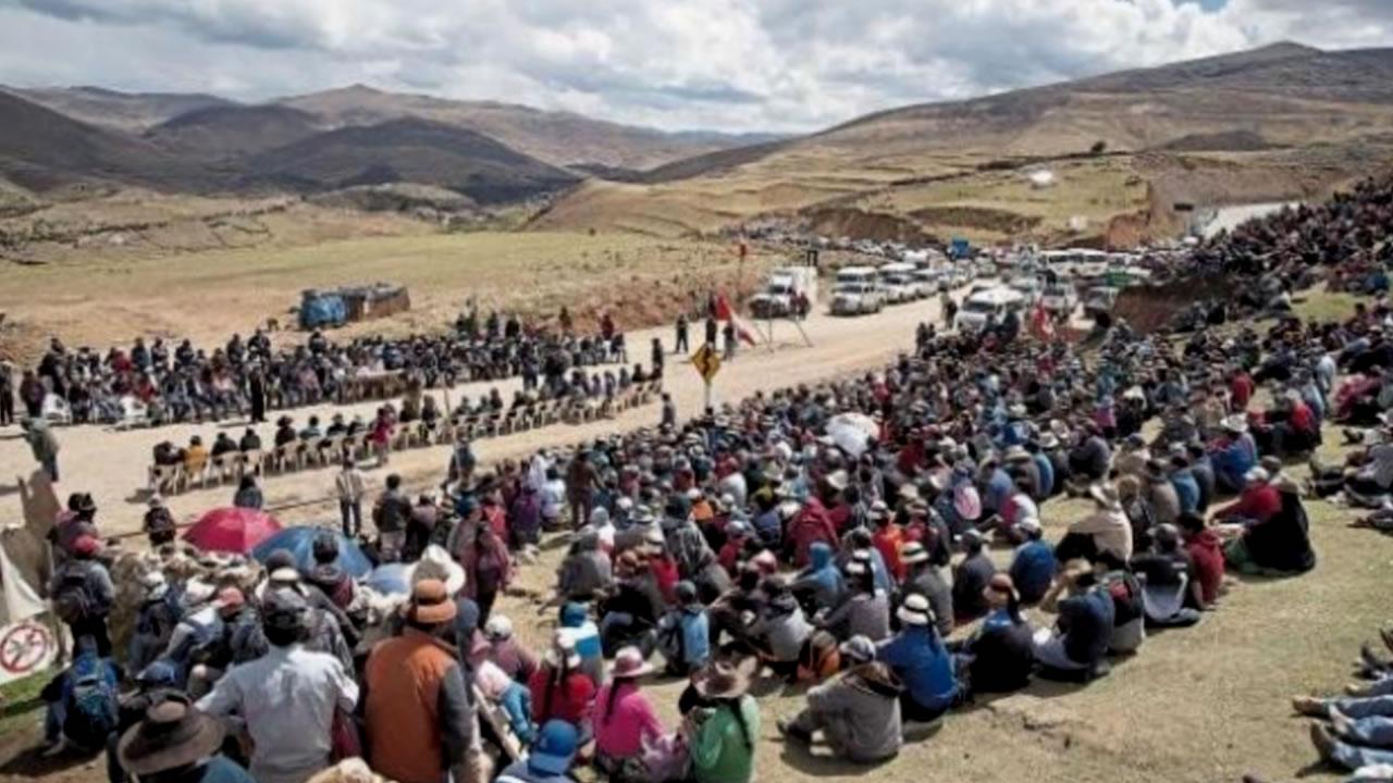 Las Bambas: toda la cronología del conflicto que mantiene bloqueado corredor minero