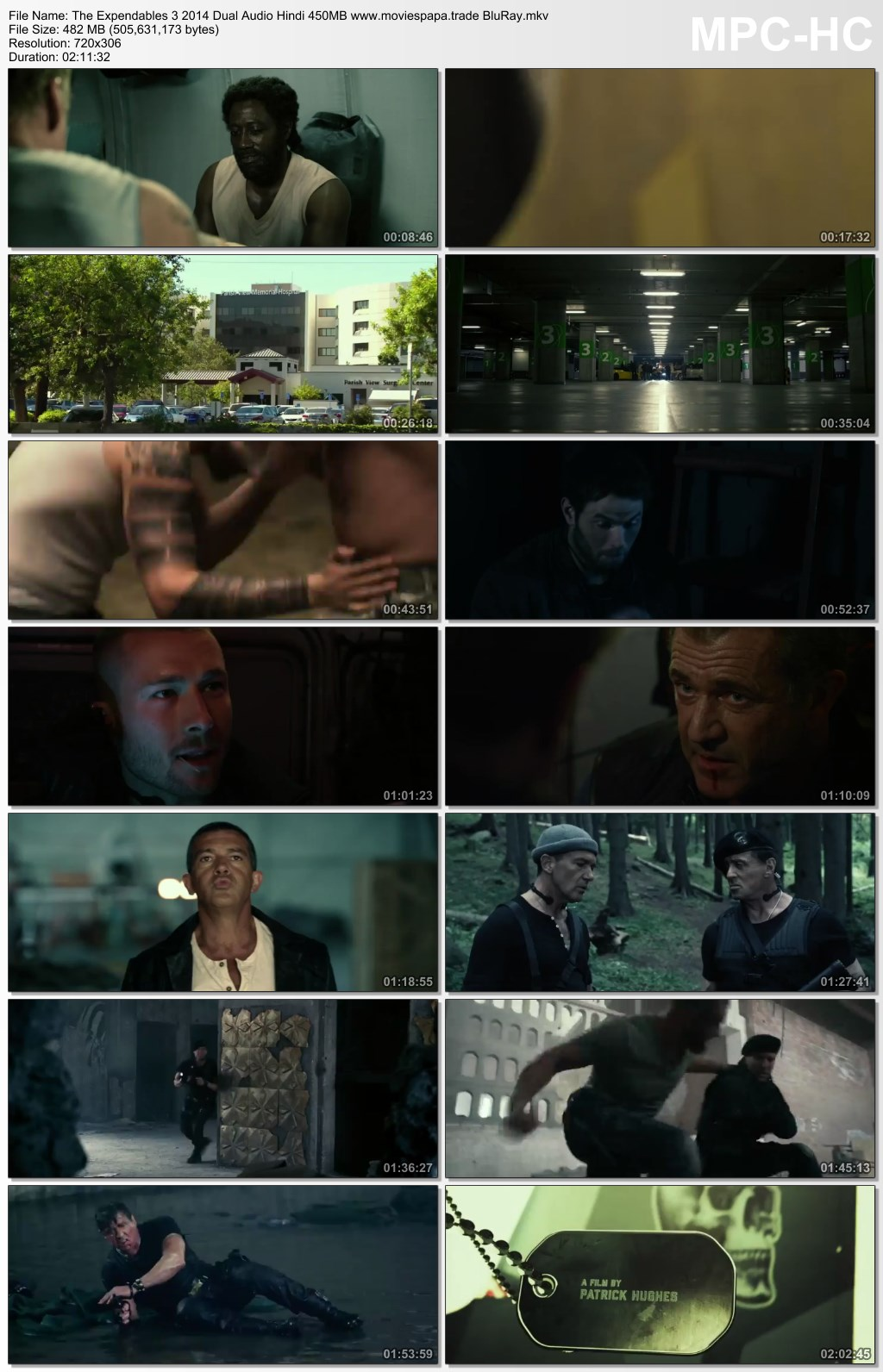 Download Film The Expendables 3 2014