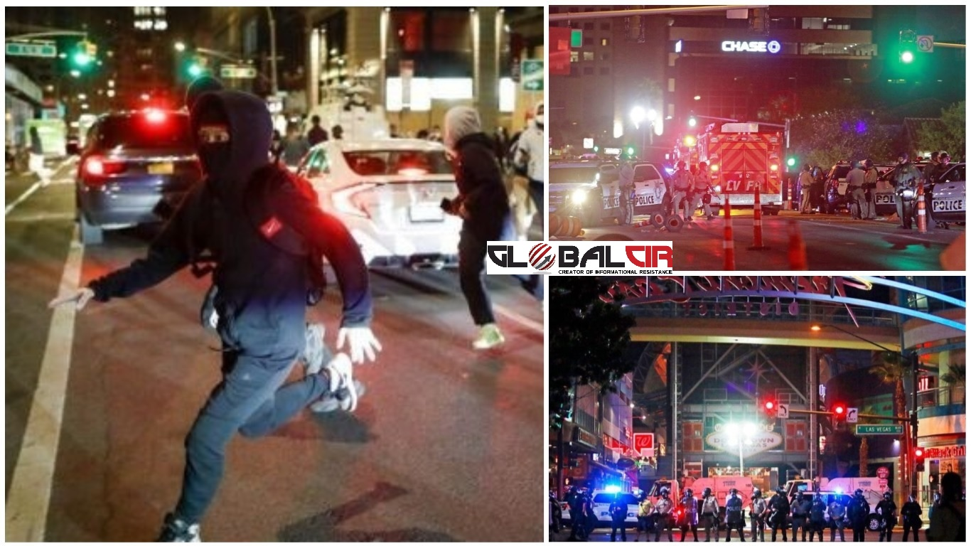 (VIDEO) POLICAJCI NA UDARU NASILNIH DEMONSTRANATA ŠIROM SAD-a! Četvorica pogođena vatrenim oružjem u St. Louisu, jedan u Las Vegasu, dva u Richmondu, u New Yorku autom prošli kroz grupu policajaca!