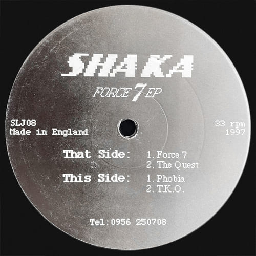 Download Shaka - Force 7 EP mp3