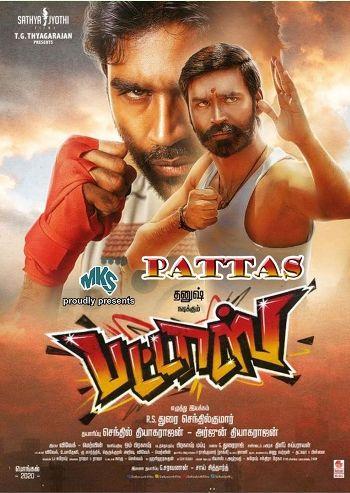 Pattas (2021) Hindi Dubbed 720p HDRip 850MB Download