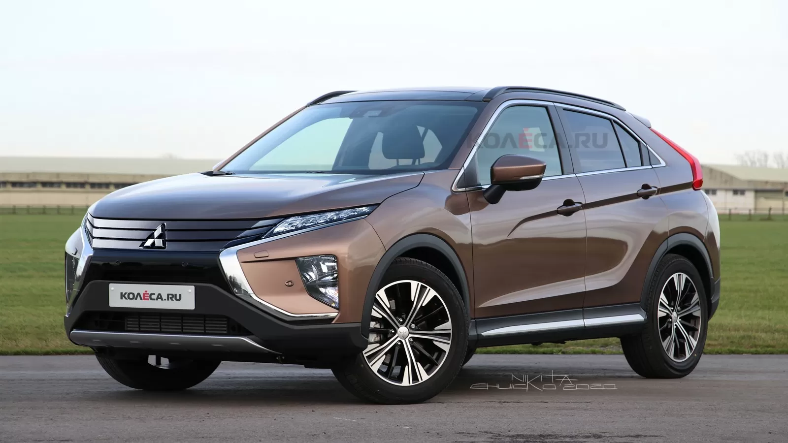 2021 Mitsubishi Eclipse Cross Restyling 11