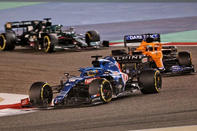 Alpine F1 Team bredouille à Bahreïn après un début de saison âprement disputé Grand-Prix-Gulf-Air-de-Bahren-2021-5
