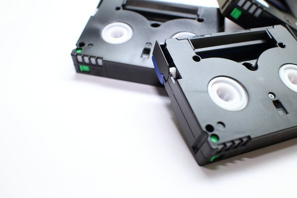 Camcorder tapes