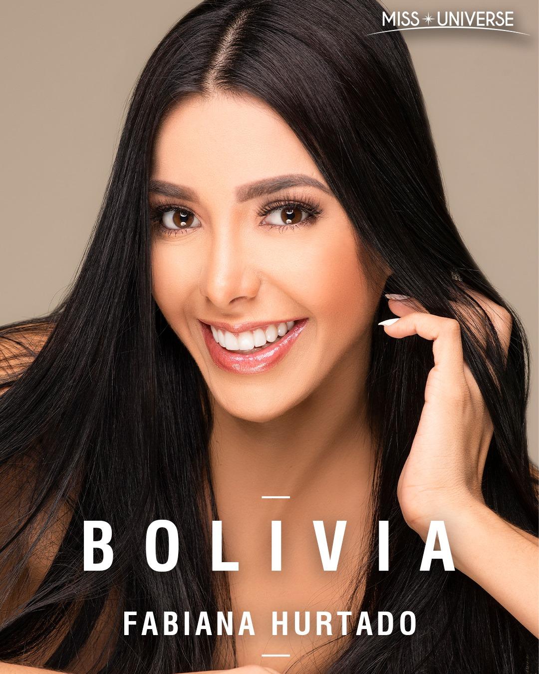 Fabiana Hurtado (BOLIVIA 2019) - Page 2 6