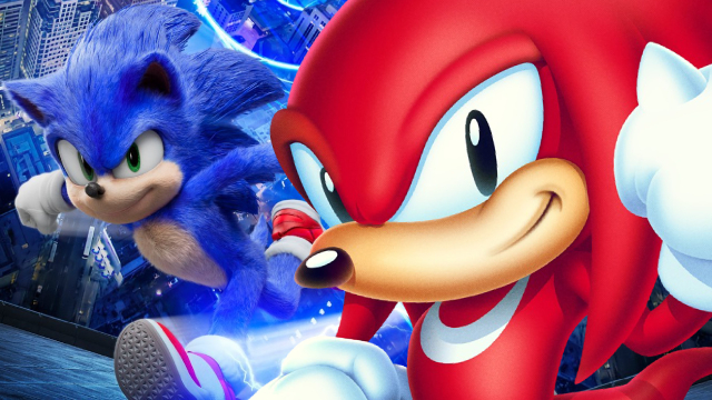 The Sonic The Hedgehog Movie May Have Featured An Appearance By Knuckles The Echidna