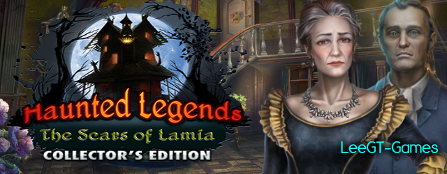 Haunted Legends 15: The Scars of Lamia Collector's Edition {v.Final}