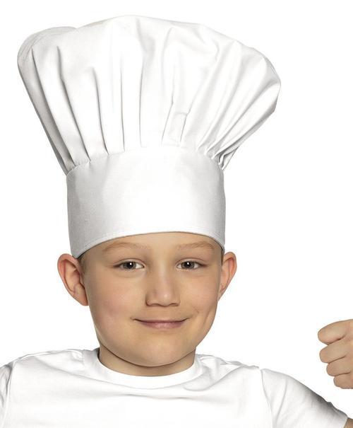 მზარეულის ქუდი ბავშებისთვის