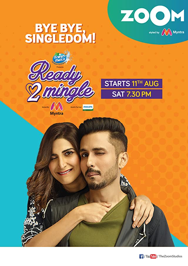 Ready To Mingle 2020 Hindi S01 Complete Zoom Original Web Series HDRip 720p Download