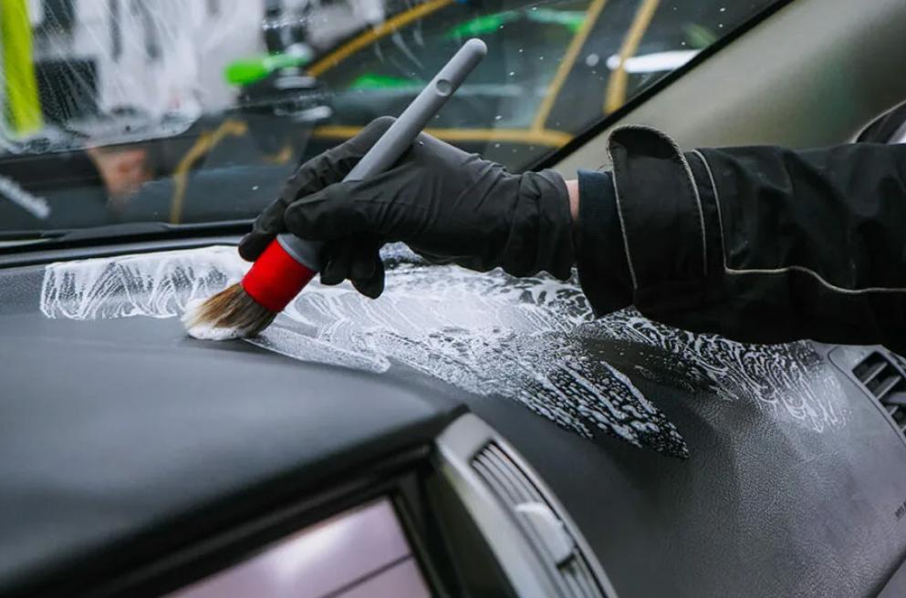 Химчистка автомобиля. Как ее делать правильно
