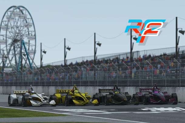Открылась регистрация в чемпионат VRC Indycar 2020
