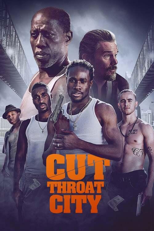 Cut Throat City (2020) PL.BRRip.x264.DD2.0-FOX / Lektor PL