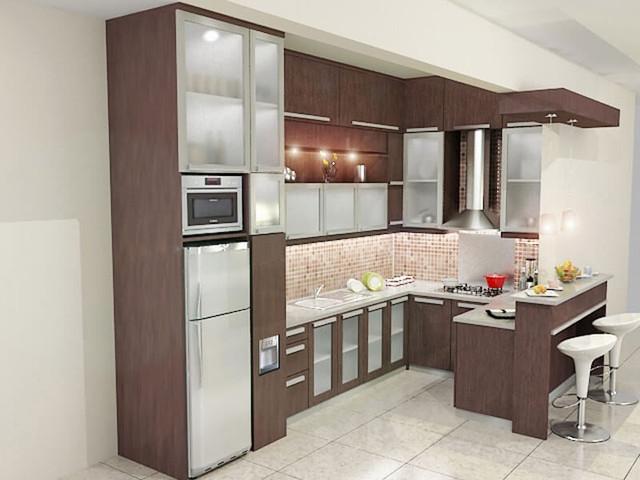 Solusi pembuatan dapur Modern