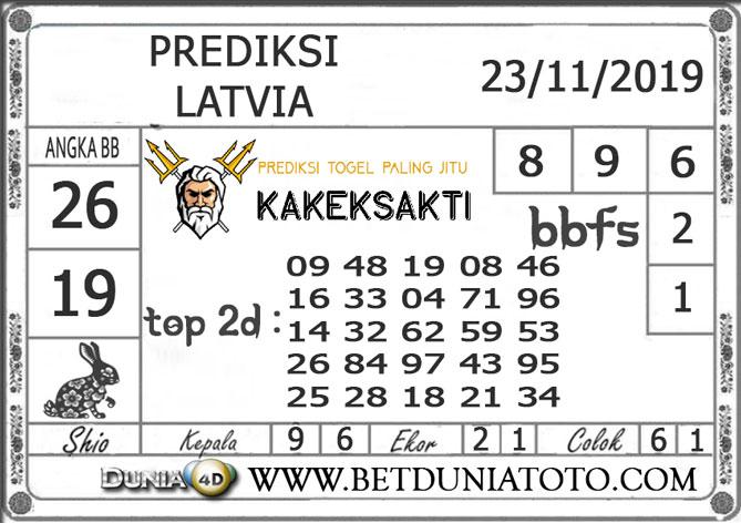 "Prediksi Togel ""LATVIA"" DUNIA4D 23 NOVEMBER 2019"