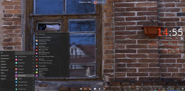 fluxbox-screenshot-1
