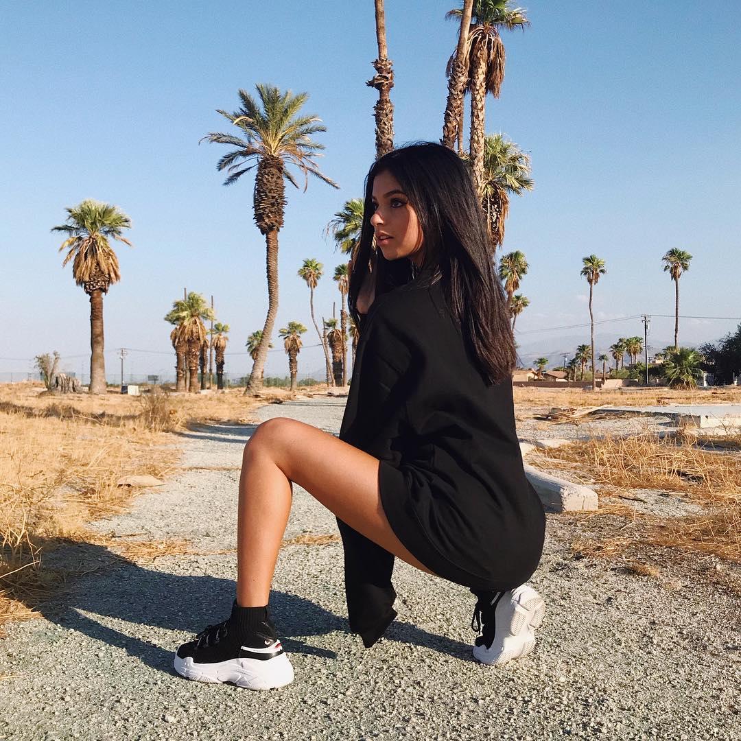 Bryana Salaz - Bio | Fitness Models Biography