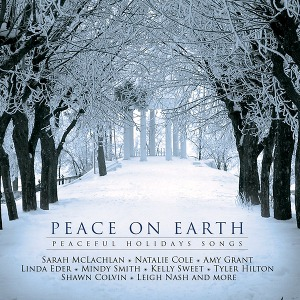 Compilations incluant des chansons de Libera Peace-on-Earth-300