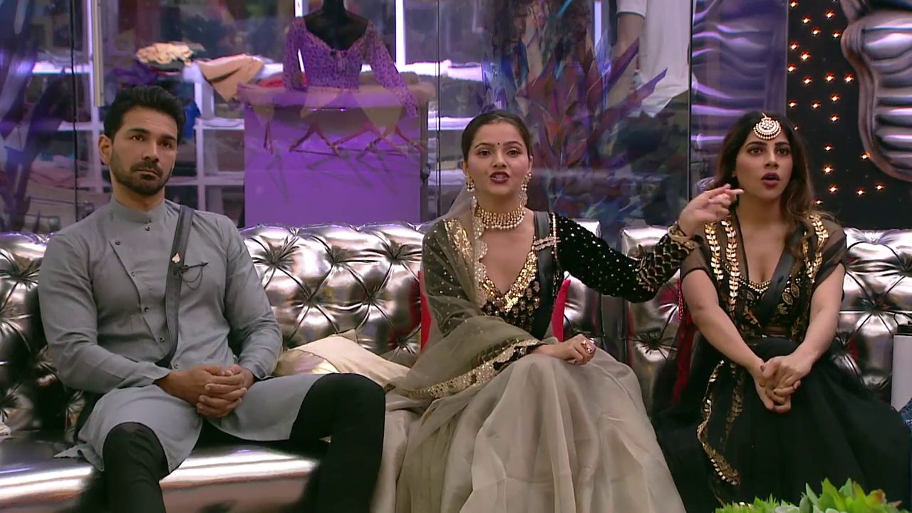 Bigg Boss Season 14 Episode 105 Bing Torrent Screenshots