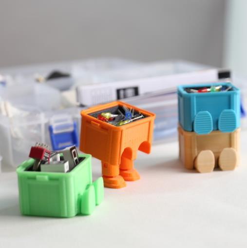 Step Box Step - Cool Things to 3D Print