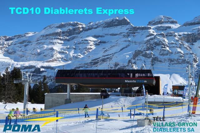 Télécabine débrayable 10 places (TCD10) Diablerets Express Miniature-tcd10-diablerets-express
