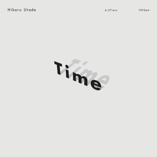 [Single] Utada Hikaru – Time