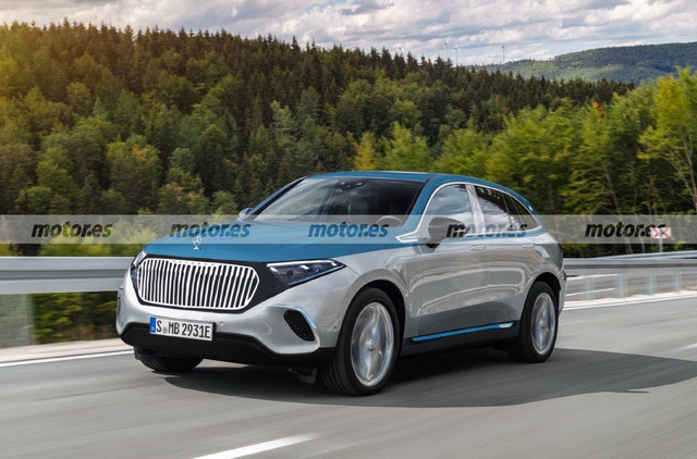 2022 - [Mercedes-Benz] EQS SUV - Page 2 AC0-F724-C-1-B6-A-4-D48-801-F-7-CB2-B0479243