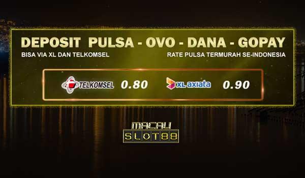 Slot Deposit Pulsa