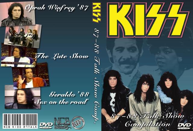 KISS - 1987 / 1988 ~ Talkshow Compilation - Guitars101 - Guitar Forums