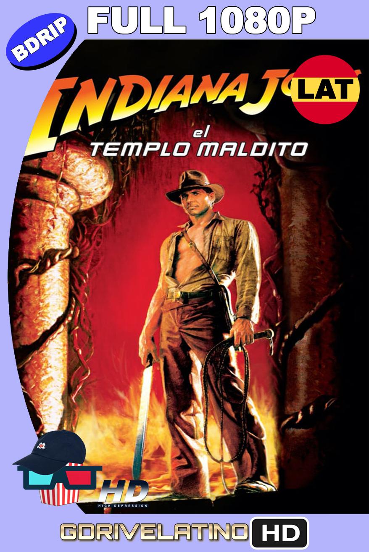 Indiana Jones 2: El templo de la perdición (1984) BDRip 1080p latino-ingles MKV
