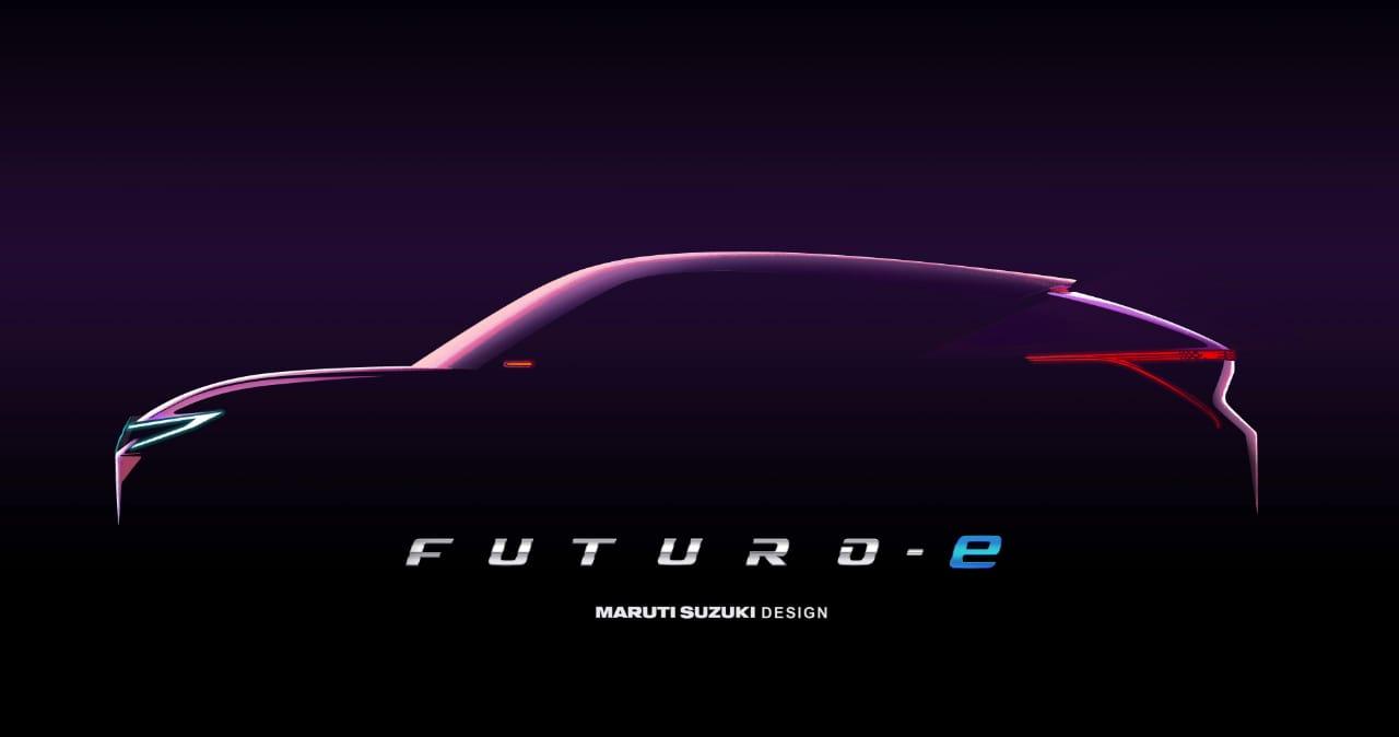 Suzuki Futuro-e Concept (2020) 3