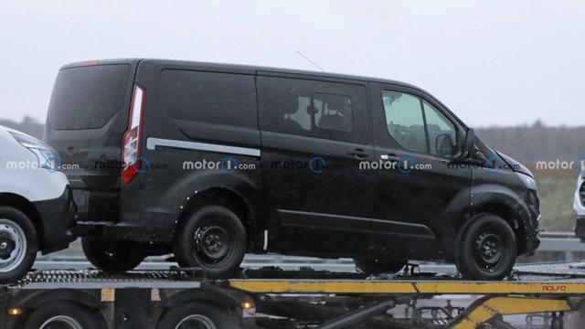2022 - [Ford] Transit Custom F2-DA18-E6-AC64-43-BF-9-B12-4509-A1-CF7012