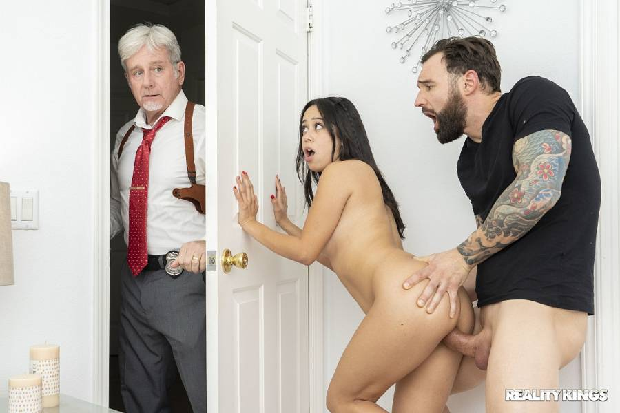 Dania Vega, Alex Legend – Dicking The Detective's Daughter – RK Prime – Reality Kings