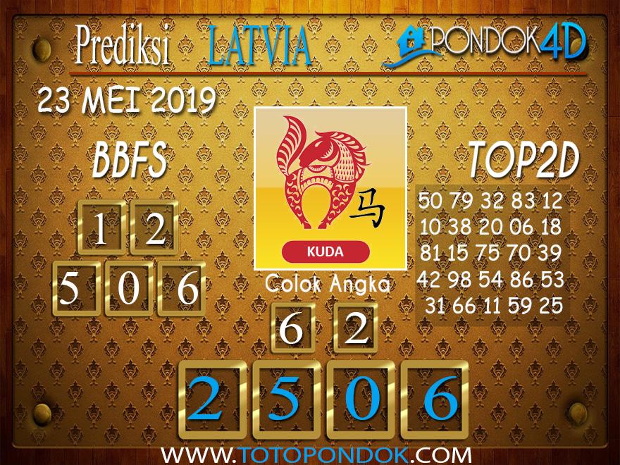 Prediksi Togel LATVIA PONDOK4D 23 MEI 2019