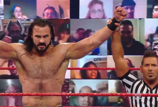 Drew McIntyre derrotó a The Miz