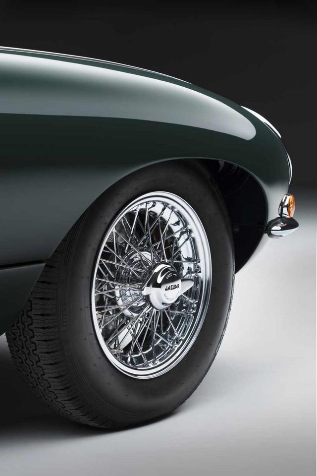 """Jaguar Classic Dévoile La Type """"60 Collection"""" : Homage Au 60e Anniversaire De La Sportive Légendaire 07-E-TYPE-OTS-detail-05"""