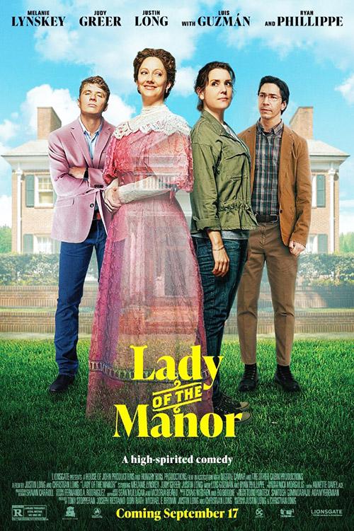 Lady of the Manor   2021   m720p - m1080p   BluRay   Türkçe Altyazılı   Tek Link