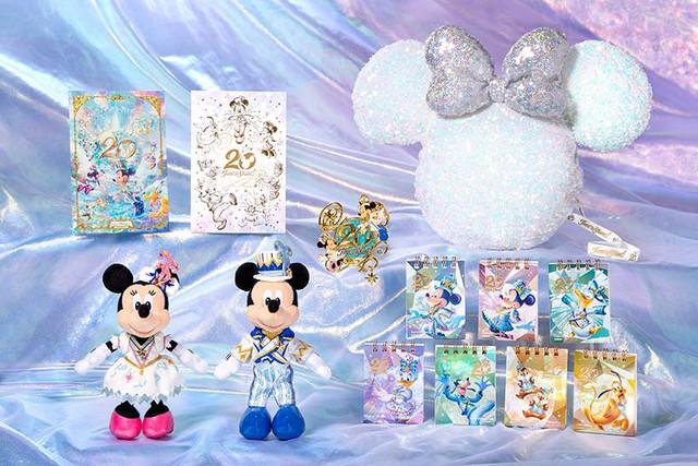 "[Tokyo DisneySea] ""20th Anniversary : Time to Shine !"" (du 4 septembre 2021 au 3 septembre 2022) 47"