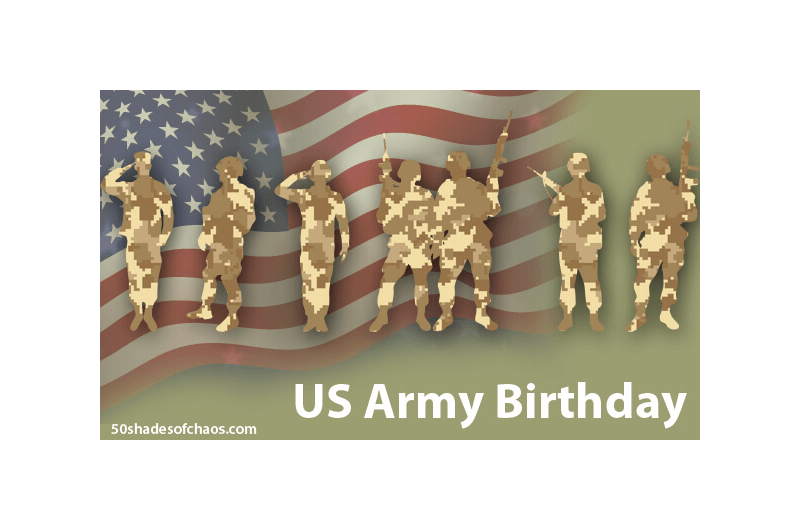 U.S. Army Birthday