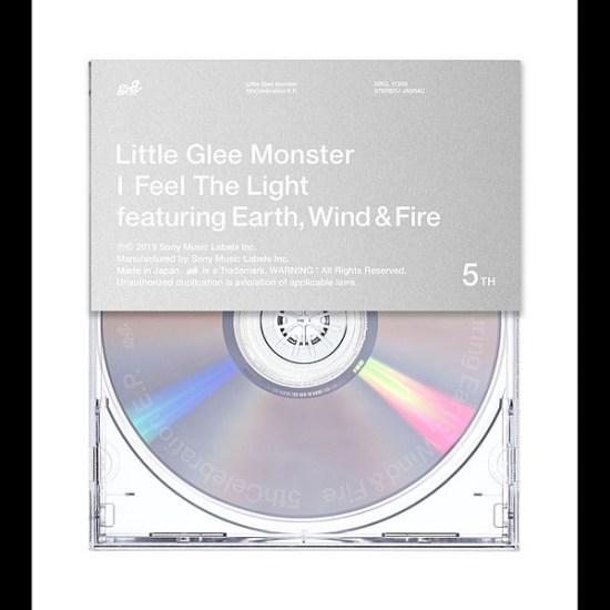 [Album] Little Glee Monster – I Feel The Light