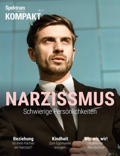 Cover: Spektrum der Wissenschaft Kompakt Nr 36 vom 13  September 2021
