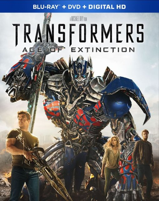 Transformers Age of Extinction (2014) Dual Audio Hindi BluRay 720p