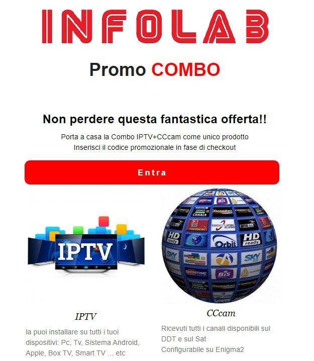 ▂ ▃ ▅ ▆ █ [IPTV] █ ▆ ▅ ▃ ▂ ▂ ▃ ▅ ▆ █ [IPTV] █ ▆ ▅ ▃ ▂ - Pagina 53 INFOLABPROMO