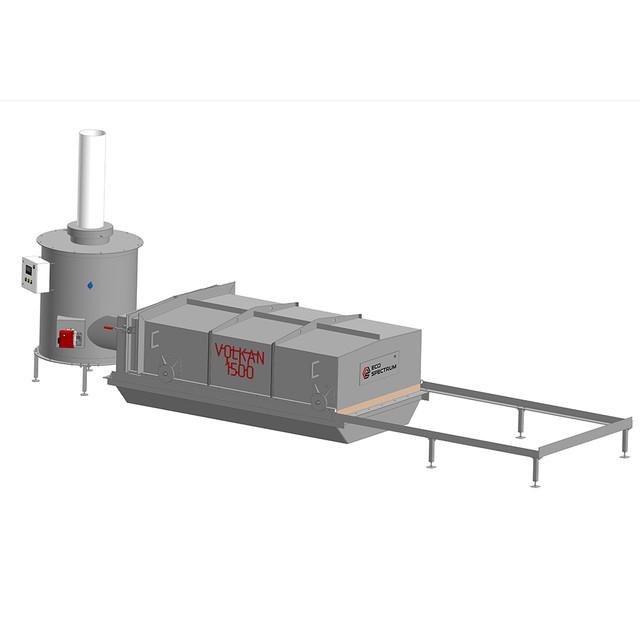 VOLKAN 1500 - Автоматизация процессов эксплуатации