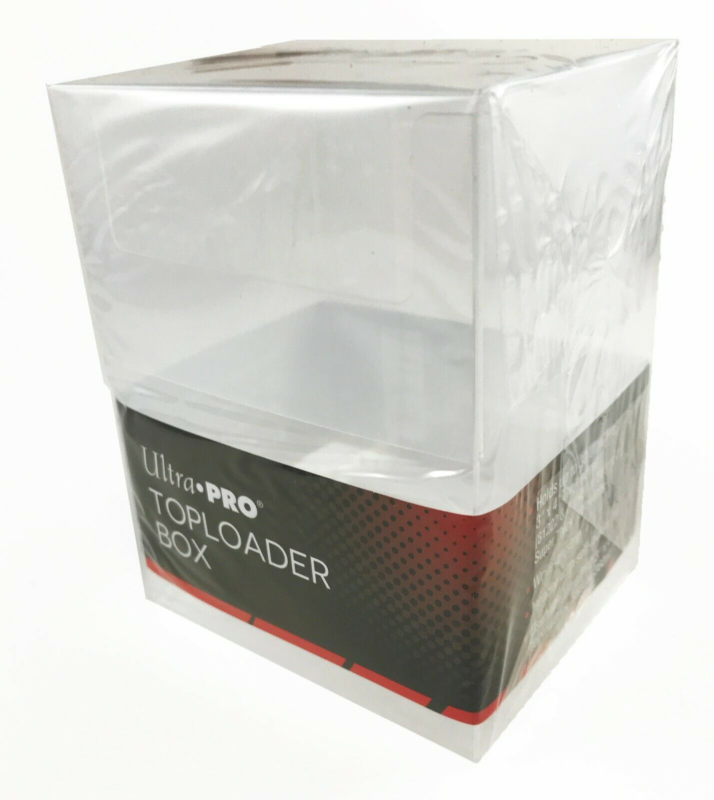 Ultra Pro Toploader Combo Card Sleeves /& Storage Box Includes Toploaders