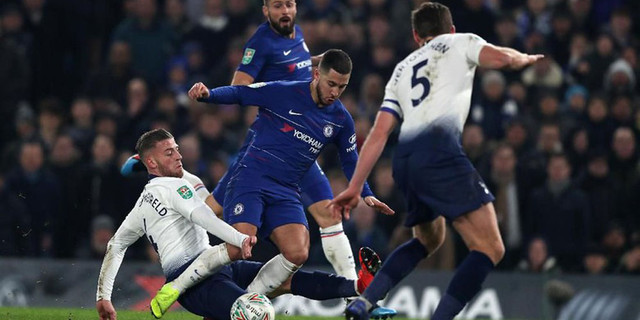 Chelsea Ke Final Piala Liga Inggris