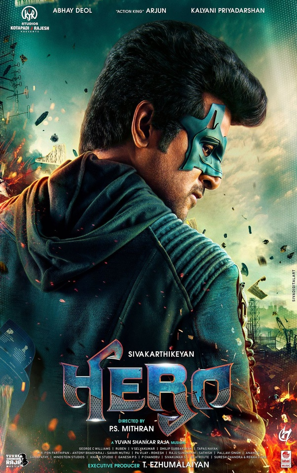 Hero (2019) Bangla Dubbed 1080p HDRIP Esubs DL *Premium*