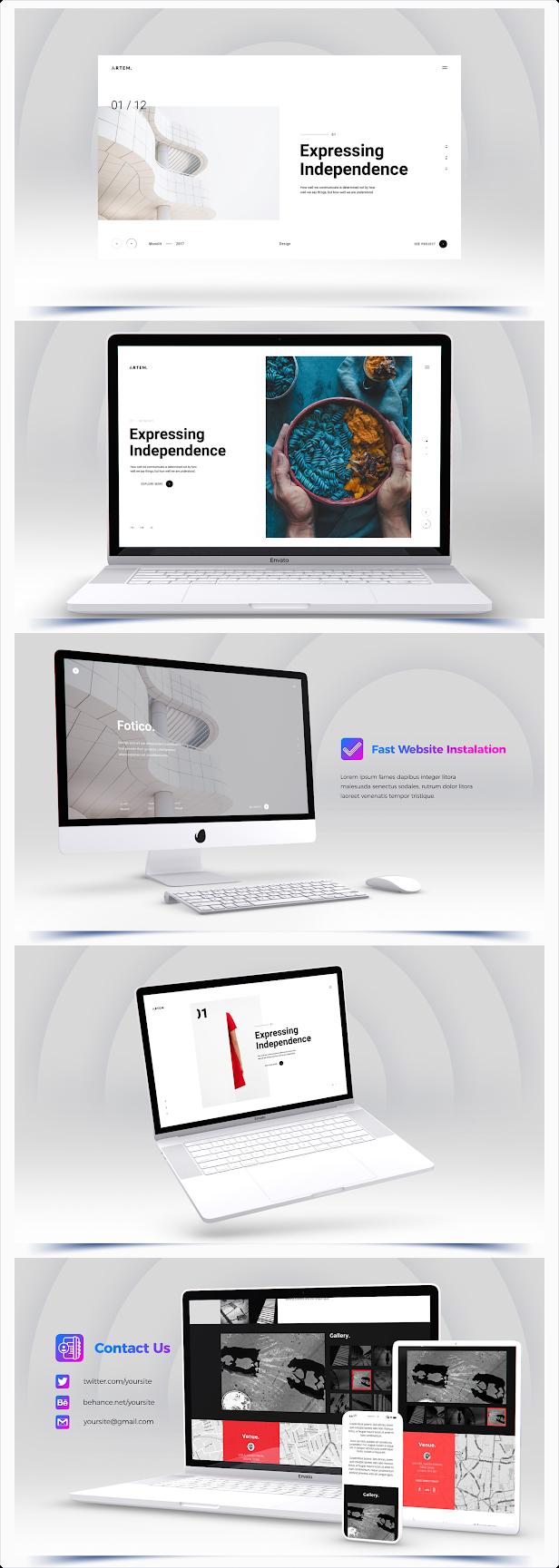 Website Presentation II - 6
