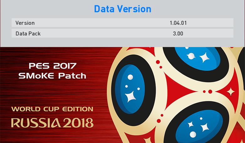 PES 2017 update 9.8.4