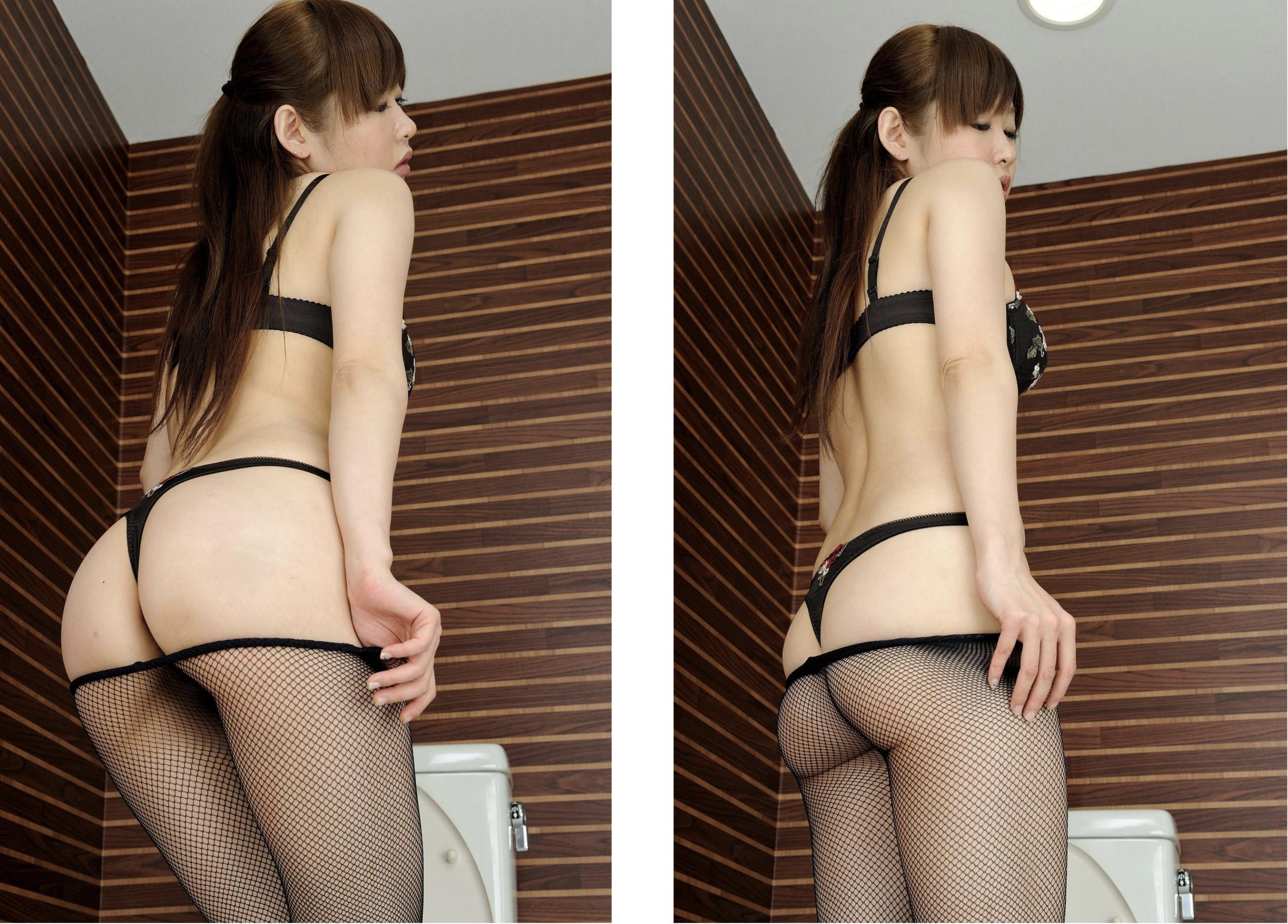 「優木さや」ひとりえっち ishot-071